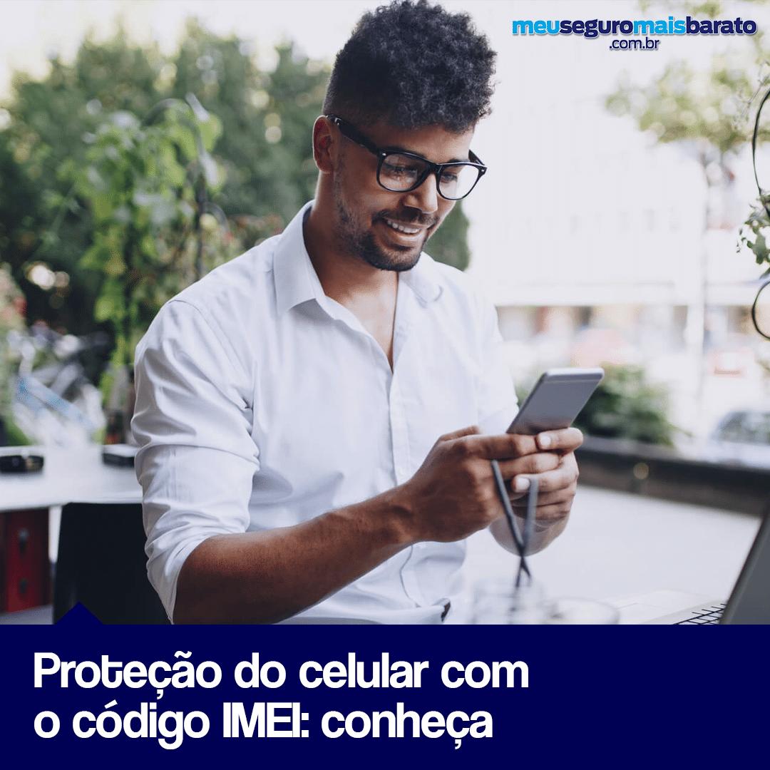 Proteja-se de roubo de celular com o código IMEI